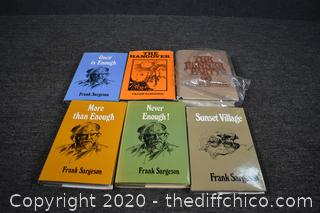 Frank Sargeson Books and More