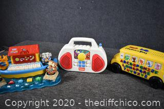 Untested Kids Toys