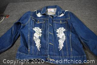 Fancy Denim Jacket