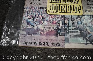 1975 Red Bluff Round Up