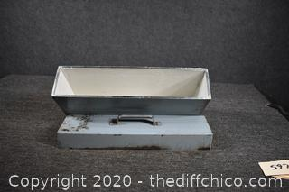 Heavy Steel Box