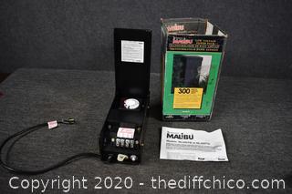 Malibu 300 Watt Light Timer