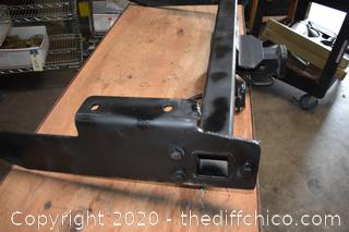Draw Trailer Hitch