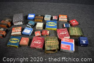 Mixed Lot of Parts