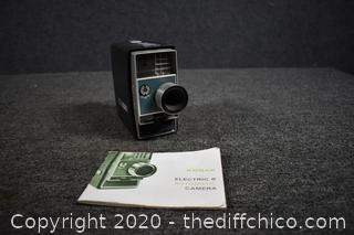 Vintage Kodak Movie Camera