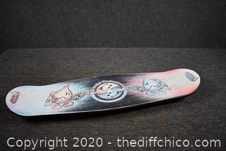 World Industries Skate Board