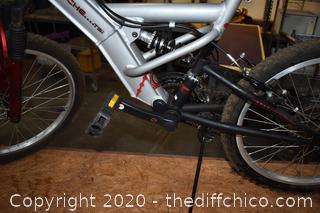 20in Aluminum Comanche TSI Jeep Bike