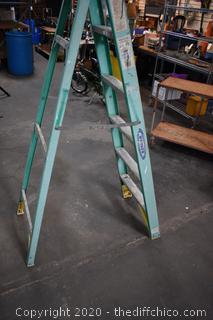 6ft Werner Ladder