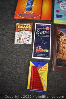 Lot of Books and More