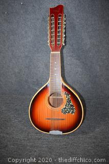 Spanish Mandolin - Bandurria