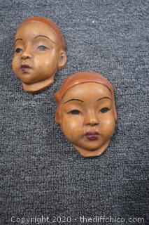 Vintage Faces