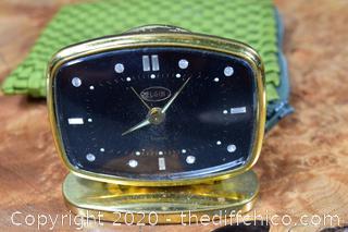Elgin Alarm Clock