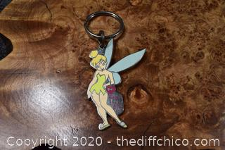 Tinkerbell Key Chain