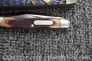Cub Scout and Old Time Knives