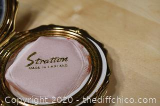 Stratton Compact w/Mirror