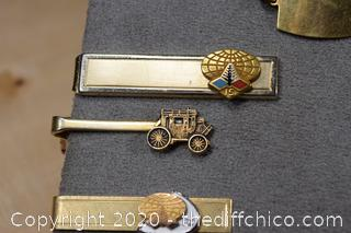 Tie Bar's and More