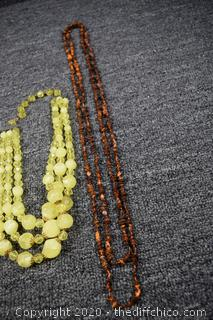 5 Tribal Necklace