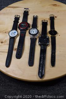 5 Watches