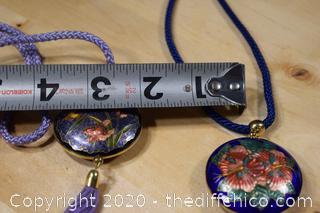 Cloisonné Jewelry