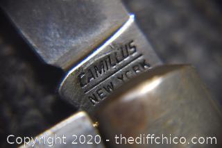 Camillus Knife