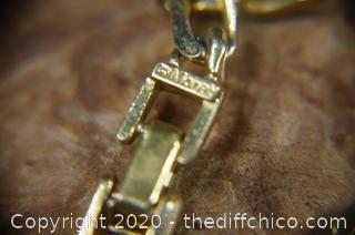 20in Monet Chain