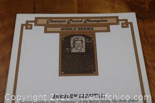 Mickey Mantle Card