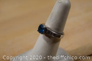 925 Ring Size 7
