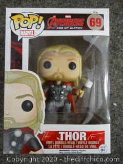 POP Marvel Avengers Thor #69