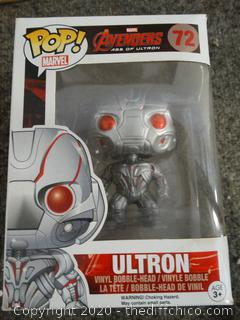 POP Marvel Avengers Ultron #72