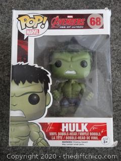 POP Marvel Avengers Hulk #68