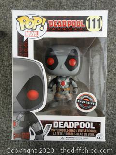POP Marvel Deadpool #111