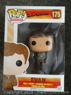 POP Movies Super Bad Evan #175