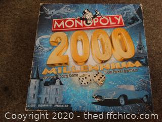 Monopoly 2000 Millennium