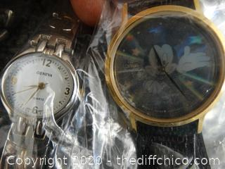 Watches and Bracelet