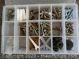 Nail and Screw Lot