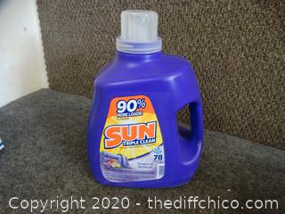 Full Sun Laundry Soap
