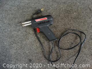 Working Weller Soldering Gun