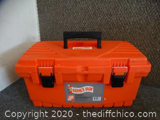 Plastic Homer Box