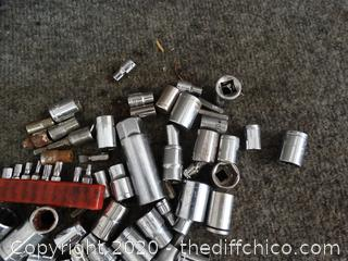 Mixed Lot of Sockets
