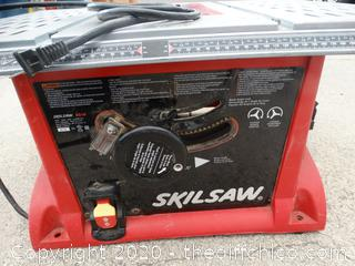 Working Skilsaw Table Saw