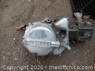 Untested Yamaha Engine
