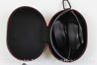 Beats by Dr. Dre Studio3 Wireless Matte Black Over Ear Headphones