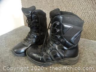 Galls Boots 7 MED