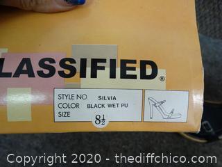 Classified Heels 8.5