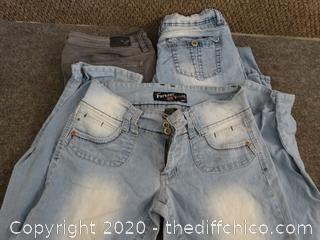 Womens Jeans  ( 2-13 )( 1-12)