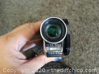 Sanyo Video Camera untested no Batteries