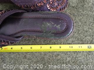 Womens Purple Shoes