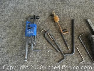 Allen Wrenches