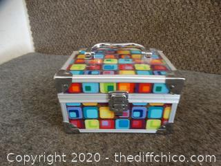 Multi Colored Box