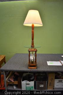 Working Table Lamp